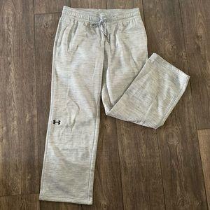 Under Armour gray sweatpants